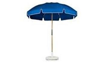 Beach umbrella for rent