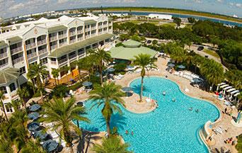 Cape Caribe Resort in Cape Canaveral