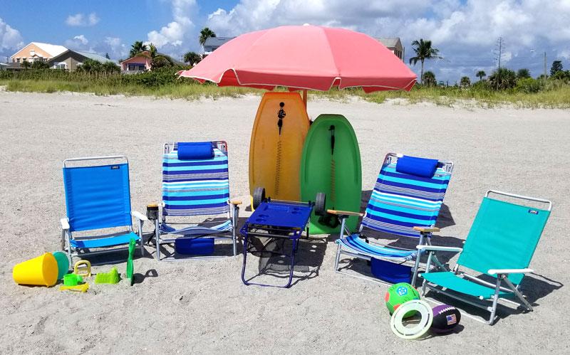 Beach Gear - Family Combo 1