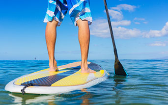 Stand up Paddleboard Soft Top