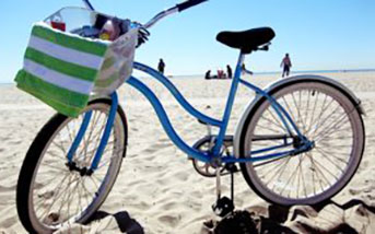 Beach Cruiser Bike for Rent