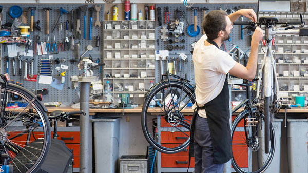 Bike Center Mechanic
